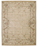 RugStudio presents Nourison Chateau Provence SB-07 Beige Hand-Tufted, Best Quality Area Rug