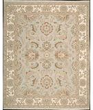 RugStudio presents Rugstudio Famous Maker 39577 Grey Hand-Knotted, Better Quality Area Rug