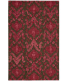 RugStudio presents Nourison Siam SIA-01 Brown/Red Hand-Tufted, Best Quality Area Rug