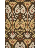 RugStudio presents Nourison Siam SIA-02 Chocolate Hand-Tufted, Best Quality Area Rug