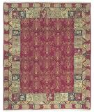 RugStudio presents Rugstudio Famous Maker 39565 Rust Flat-Woven Area Rug