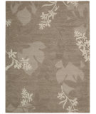 RugStudio presents Nourison Skyland SKY-01 Chocolate Hand-Tufted, Better Quality Area Rug