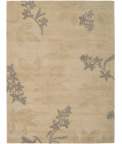 RugStudio presents Nourison Skyland SKY-01 Gold Hand-Tufted, Better Quality Area Rug