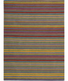 RugStudio presents Nourison Skyland SKY-01 Stripe Hand-Tufted, Better Quality Area Rug