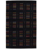 RugStudio presents Nourison Spectrum SP01 Black Hand-Tufted, Best Quality Area Rug