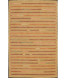 RugStudio presents Nourison Spectrum SP02 Gold Hand-Tufted, Best Quality Area Rug
