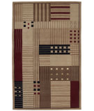 RugStudio presents Nourison Spectrum SP09 Multi Hand-Tufted, Good Quality Area Rug