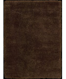 RugStudio presents Nourison Splendor SPL-1 Chocolate Machine Woven, Good Quality Area Rug