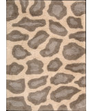 RugStudio presents Nourison Splendor SPL-18 Beige Machine Woven, Good Quality Area Rug