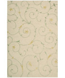 RugStudio presents Nourison Sorrento SR-05 Beige Machine Woven, Good Quality Area Rug