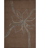RugStudio presents Nourison Sorrento SR-06 Chocolate Machine Woven, Good Quality Area Rug