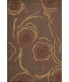 RugStudio presents Nourison Sorrento SR-07 Chocolate Machine Woven, Good Quality Area Rug