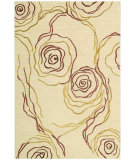 RugStudio presents Nourison Sorrento SR-07 Beige Machine Woven, Good Quality Area Rug
