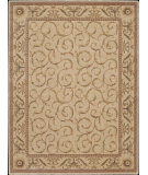 RugStudio presents Nourison Somerset ST-02 Ivory Machine Woven, Good Quality Area Rug