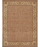 RugStudio presents Nourison Somerset ST-02 Peach Machine Woven, Good Quality Area Rug