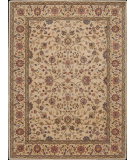 RugStudio presents Nourison Somerset ST-11 Beige Machine Woven, Good Quality Area Rug
