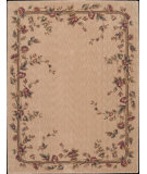 RugStudio presents Nourison Somerset ST-54 Ivory Machine Woven, Good Quality Area Rug