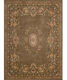 RugStudio presents Nourison Somerset ST-58 Brown Machine Woven, Good Quality Area Rug