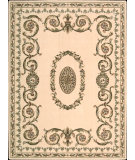 RugStudio presents Nourison Somerset ST-58 Ivory Machine Woven, Good Quality Area Rug