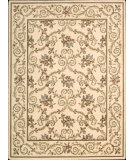 RugStudio presents Nourison Somerset ST-59 Ivory Machine Woven, Good Quality Area Rug