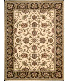 RugStudio presents Nourison Somerset ST-61 Ivory Machine Woven, Good Quality Area Rug