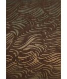 RugStudio presents Nourison Somerset ST-73 Brown Machine Woven, Good Quality Area Rug