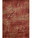 RugStudio presents Nourison Somerset Baroque St74 Flame Machine Woven, Good Quality Area Rug