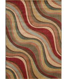 RugStudio presents Nourison Somerset ST-81 Multi Machine Woven, Good Quality Area Rug