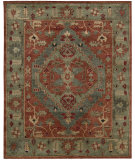 RugStudio presents Nourison Tahoe TA-01 Rust Hand-Knotted, Best Quality Area Rug
