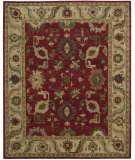 RugStudio presents Nourison Tahoe TA-08 Red Hand-Knotted, Best Quality Area Rug