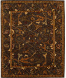 RugStudio presents Nourison Tahoe TA-09 Charcoal Hand-Knotted, Best Quality Area Rug