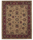 RugStudio presents Nourison Tahoe TA-11 Beige Hand-Knotted, Best Quality Area Rug