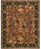 RugStudio presents Nourison Tahoe TA-12 Rust Hand-Knotted, Best Quality Area Rug