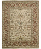 RugStudio presents Nourison Tajik TJ-02 Beige Hand-Knotted, Better Quality Area Rug