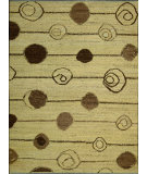 RugStudio presents Nourison Taos TOS-2 Lime Flat-Woven Area Rug