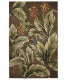 RugStudio presents Nourison Tropics TS-02 Khaki Hand-Tufted, Best Quality Area Rug