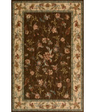 RugStudio presents Nourison Vallencierre VA-01 Brown Machine Woven, Best Quality Area Rug