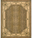 RugStudio presents Nourison Vallencierre VA-03 Beige Machine Woven, Best Quality Area Rug