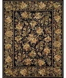 RugStudio presents Nourison Vallencierre VA-11 Midnight Machine Woven, Best Quality Area Rug