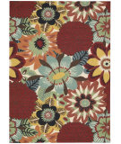 RugStudio presents Nourison Vista VIS-53 Multicolor Machine Woven, Good Quality Area Rug
