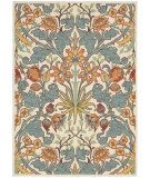 RugStudio presents Nourison Vista VIS-58 Ivory Machine Woven, Good Quality Area Rug