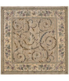 RugStudio presents Nourison Versailles Palace VP-01 Beige Hand-Tufted, Best Quality Area Rug