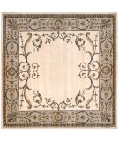 RugStudio presents Nourison Versailles Palace VP-02 Ivory Hand-Tufted, Best Quality Area Rug