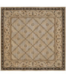 RugStudio presents Nourison Versailles Palace VP-06 Beige Hand-Tufted, Best Quality Area Rug