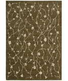RugStudio presents Rugstudio Famous Maker 39414 Brown Machine Woven, Good Quality Area Rug
