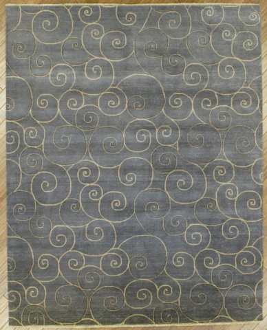 Benjamin Rug Imports Arcadia 2025 Light Blue Area Rug Last Chance| Size| 8' X 10' - 19123x3