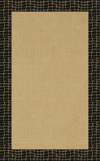 RugStudio Riley sr100 honey 238 Area Rug| Size| 4' X 4' Octagon - 69443x12