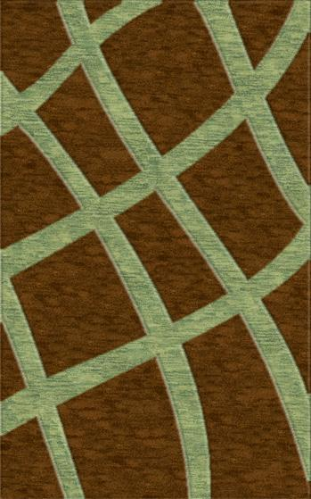 Rugstudio Riley DL24 Caramel-Spa Area Rug
