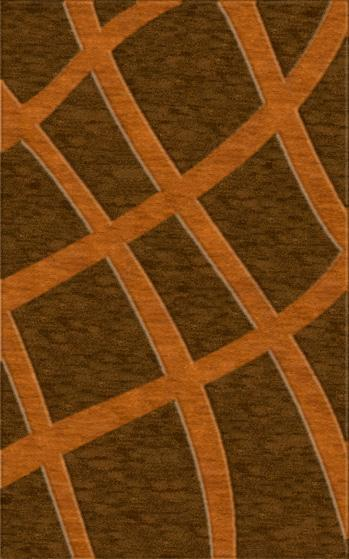 Rugstudio Riley DL24 Caramel-Spice Area Rug