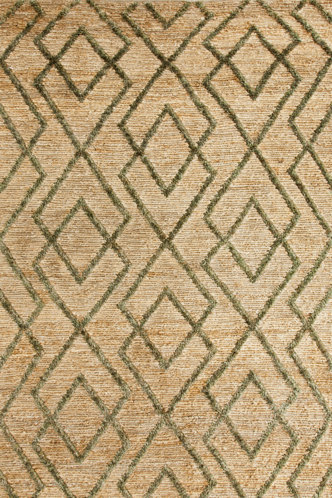 Dash And Albert Marco 105529 Moss Area Rug| Size| 2 x 3 - 105529x3